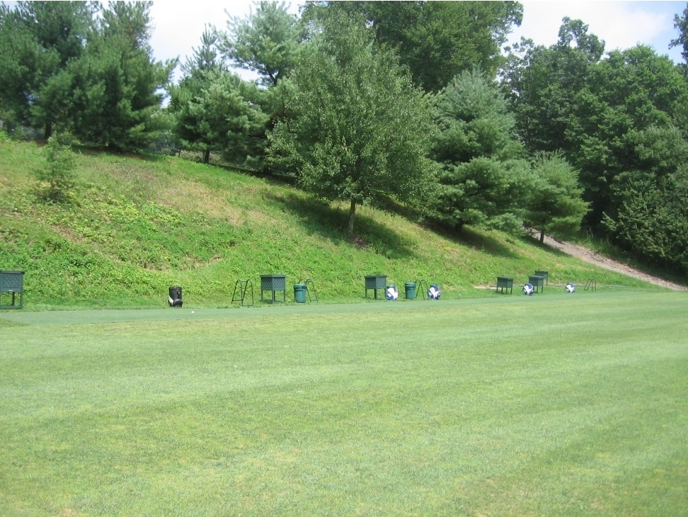 Harrisburg Country Club Synthetic Turf Tee Line