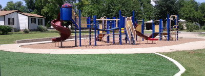 Synthetic Turf Solutions for Playgrounds