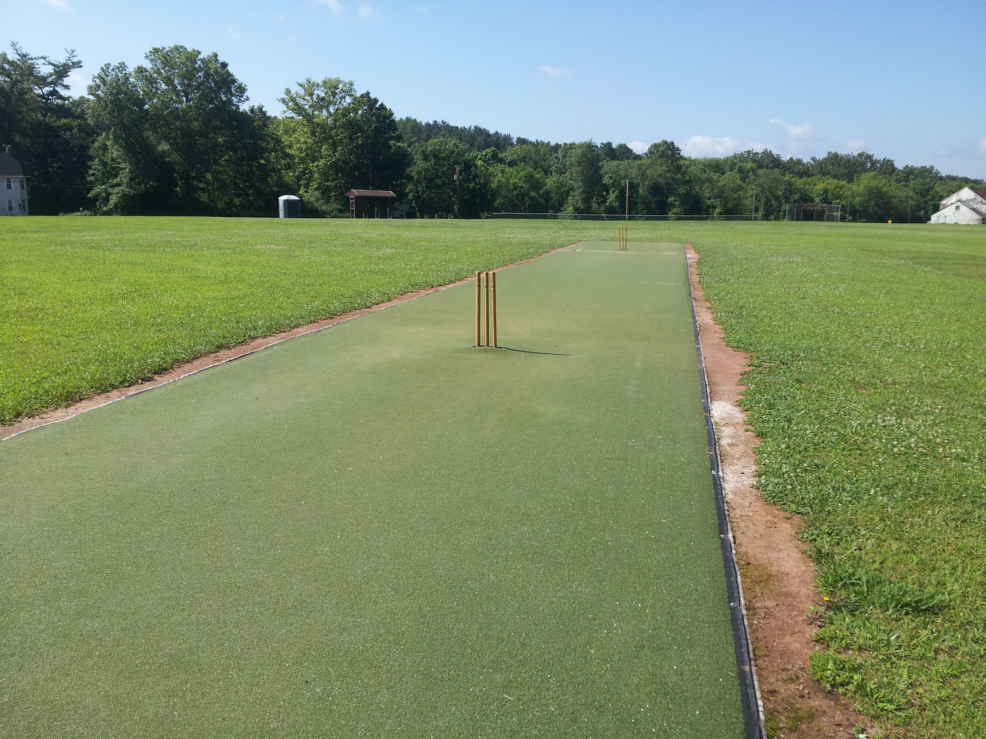 Collegeville Cricket Grounds