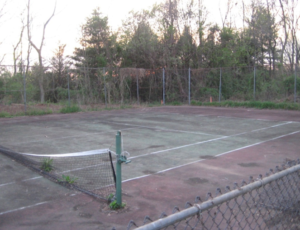 Tennis Before
